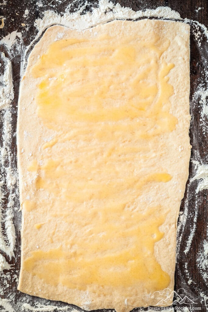 Sourdough Cinnamon Rolls-12